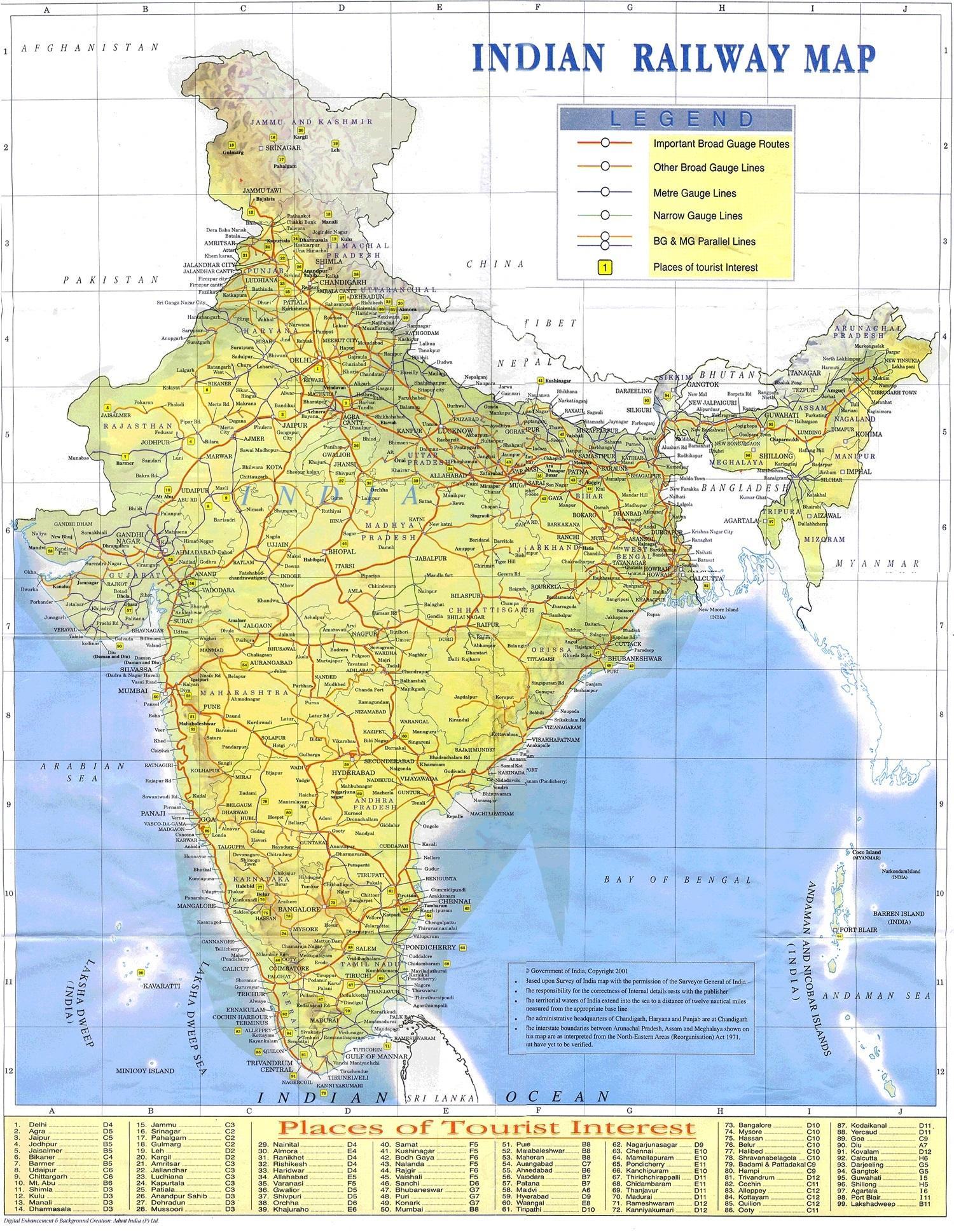 élő térkép Indiai vasúti élő térkép   Live vonat térkép Indiai vasút (Dél  élő térkép