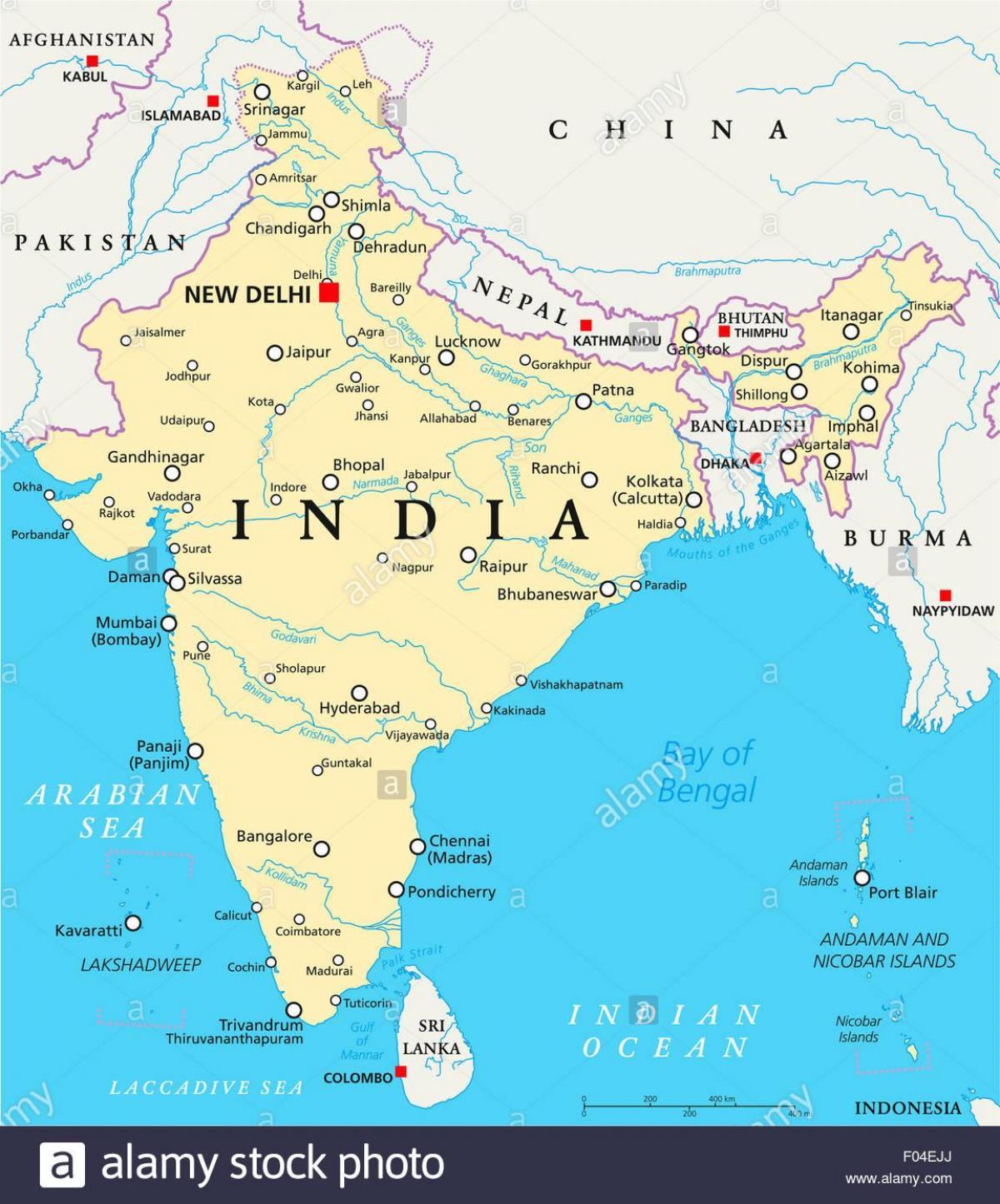 india térkép Új India térkép   India térkép új (Dél Ázsia   Asia) india térkép